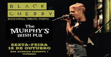 Black Cherry LIVE at The Murphy's | Coimbra