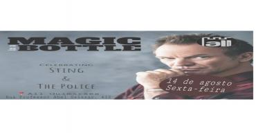 Magic in a Bottle -  Tributo a Sting & The Police