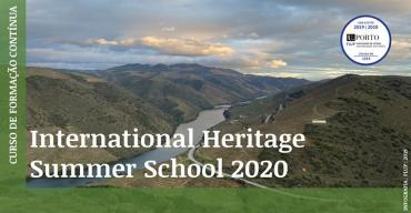 International Heritage Summer School 2020