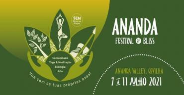 Ananda Festival of Bliss 2021