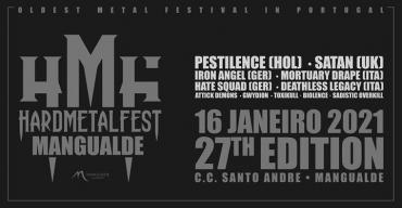 27th Mangualde Hardmetalfest Official