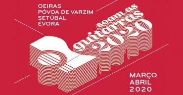Soam As Guitarras 2020 - NOVAS DATAS